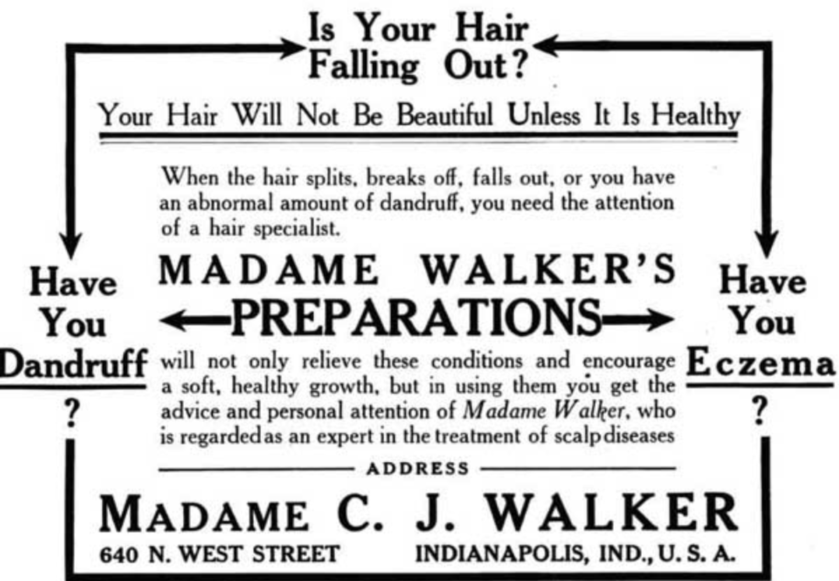 who was madam c j walker u2013 day 2 of black history month the