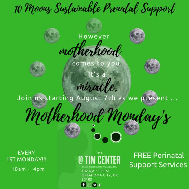 Motherhood Monday's (8)